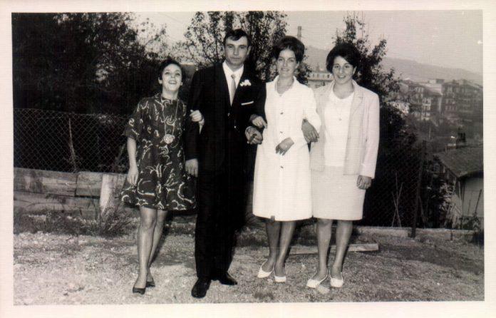 CON LOS NOVIOS - 1970