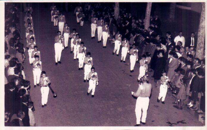 BANDA MUSICAL DE SA POBLA - 1962