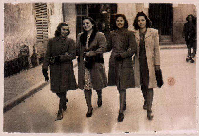 Mujeres – 1939