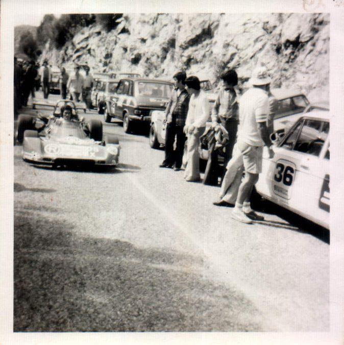 Carreras de coches – 1970