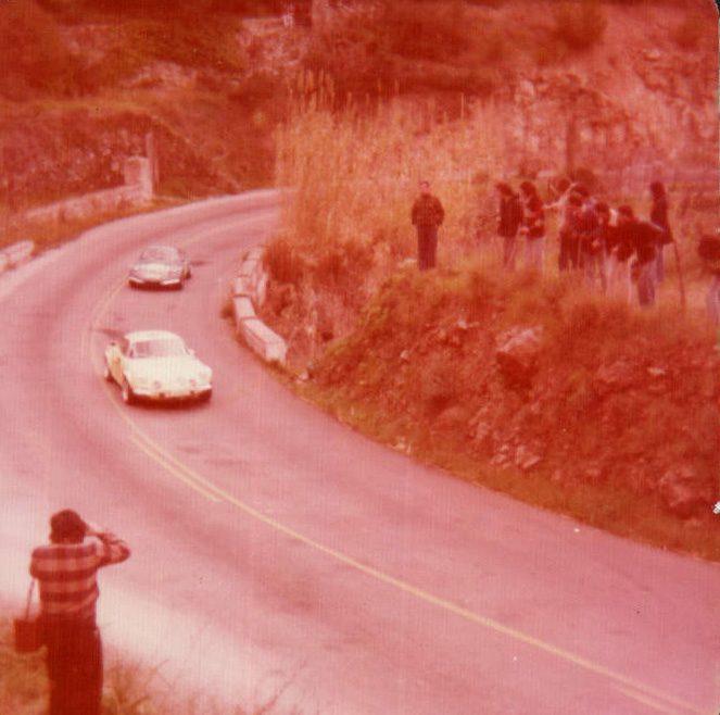 CARRERAS COCHES - 1976