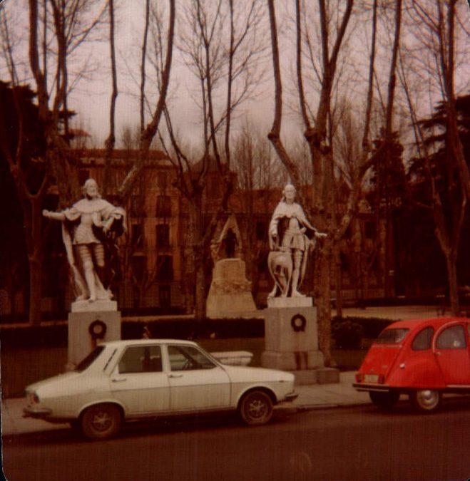 MADRID - 1978