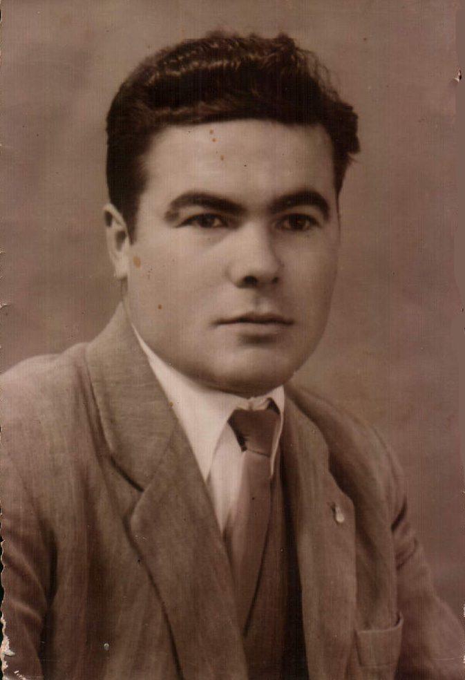 D. JUAN RIUTORT BALLESTER - 1940