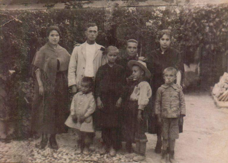 Foto familiar – 1923