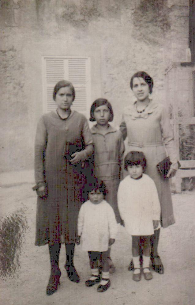 Foto familiar – 1930