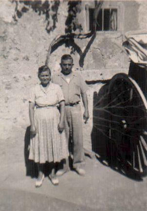 Pareja – 1948