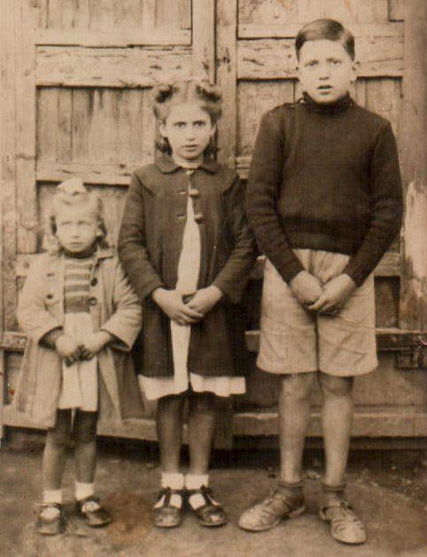 Tres hermanos – 1948