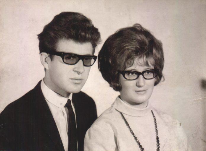 FOTO PAREJA - 1963