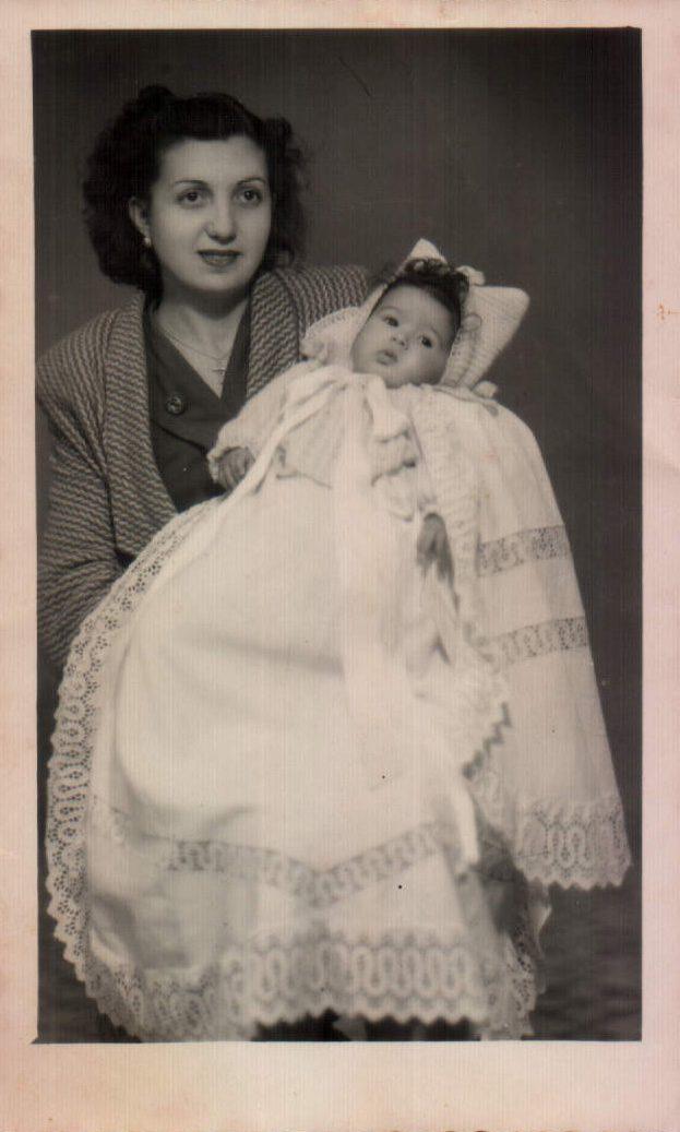 BAUTIZO - 1949