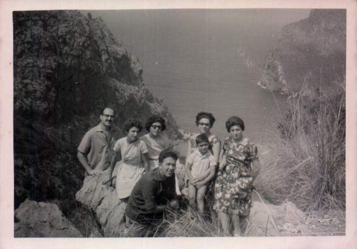 EXCURSION SA CALOBRA - 1960