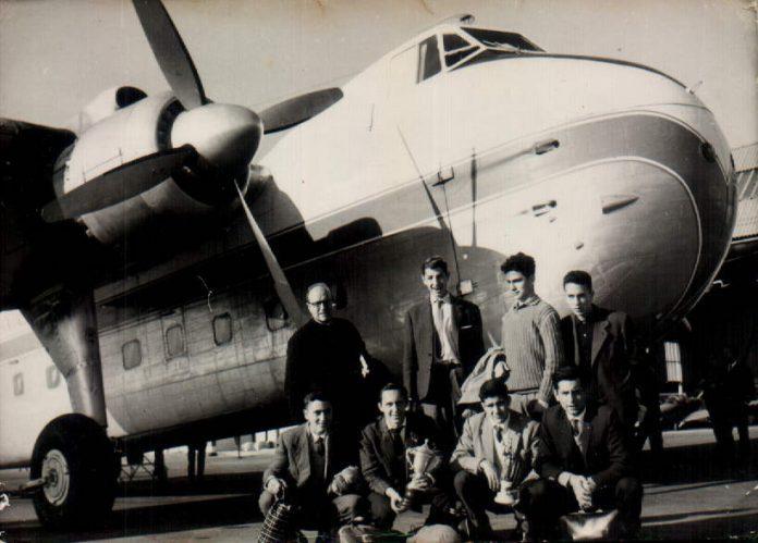 BAUTISMO DEL AIRE - 1962