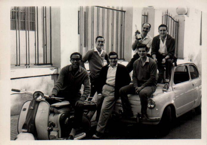 DE ESCURSION CON 600 - 1965