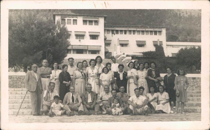 Hotel Formentor – 1941