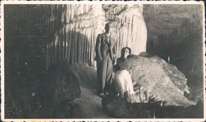Boda padres – 1939