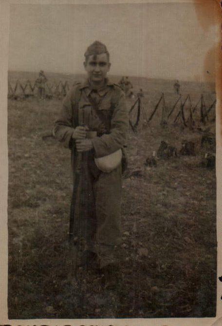SOLDAT - 1950