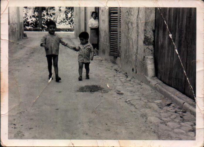 NINS AL CARRER - 1966