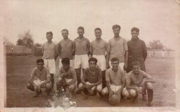 EQUIP DE FUTBOL - 1940