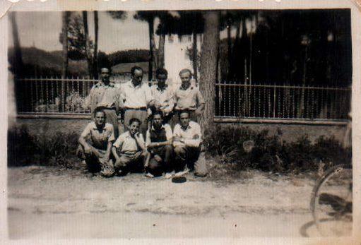 GRUP DE GENT - 1950