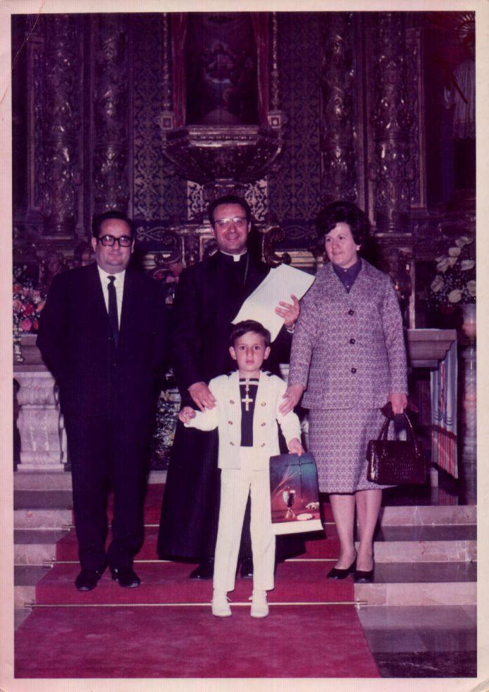 FOTO COMUNIO - 1966