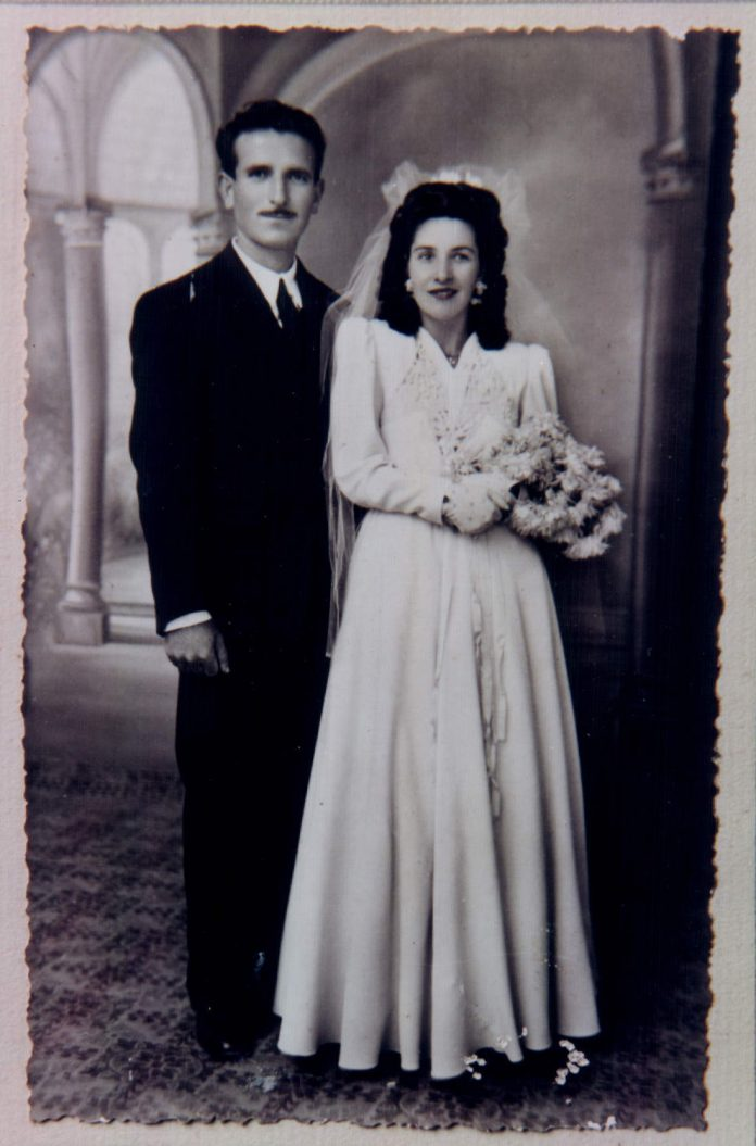 PAPA Y MAMA - 1940