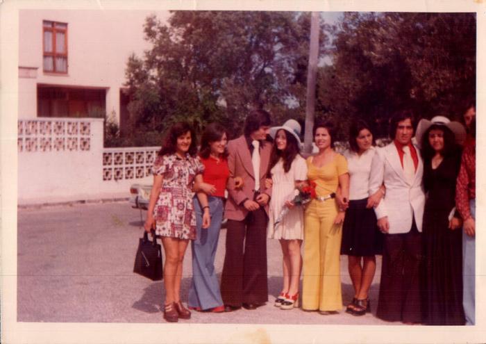 Boda (Magalluf) – 1974