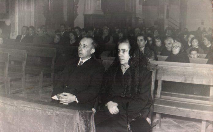 BODA PADRINS - 1941