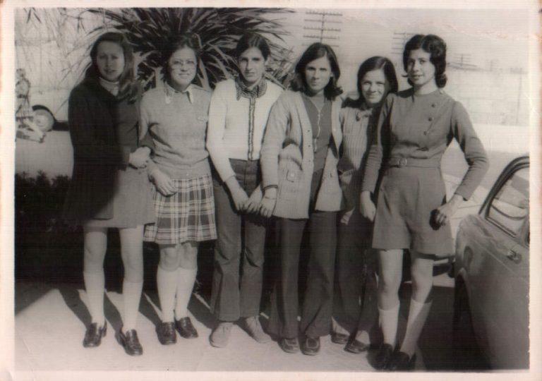 Grup d'amigues – 1976