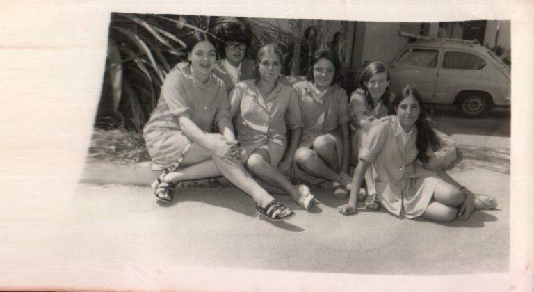 Grup d'amigues – 1977