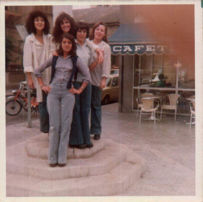 AMIGAS EN INCA - 1978