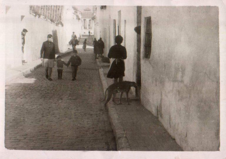 Calle de Osuna (Sevilla) 1959