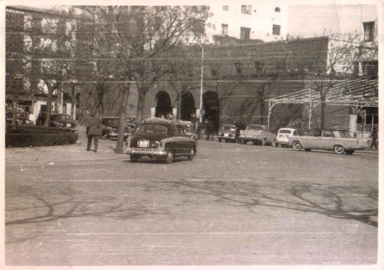 Estación del tren – 1969