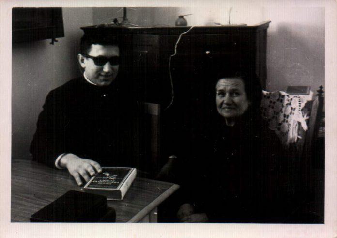 MARE I FILL SEMINARISTA - 1962