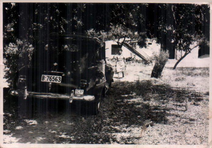 TAXI - 1958