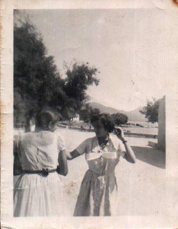 EN EL CAMPO - 1957