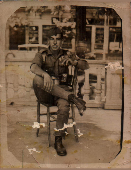 SERVICIO MILITAR - 1964