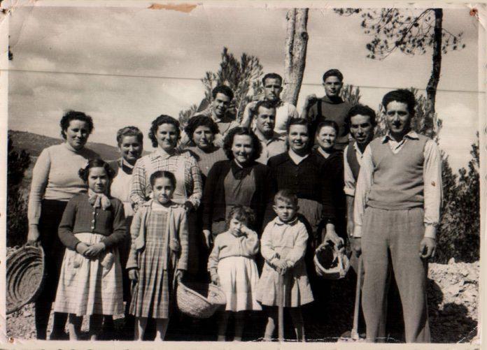FESTA MONTESION - 1958