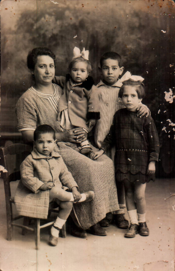 REUNION FAMILIAR - 1930