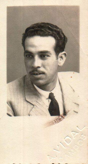 FOTO CARNET - 1950