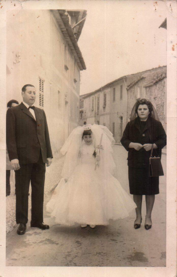 Primera comunió – 1962