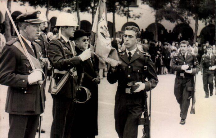 JURAR LA BANDERA - 1973