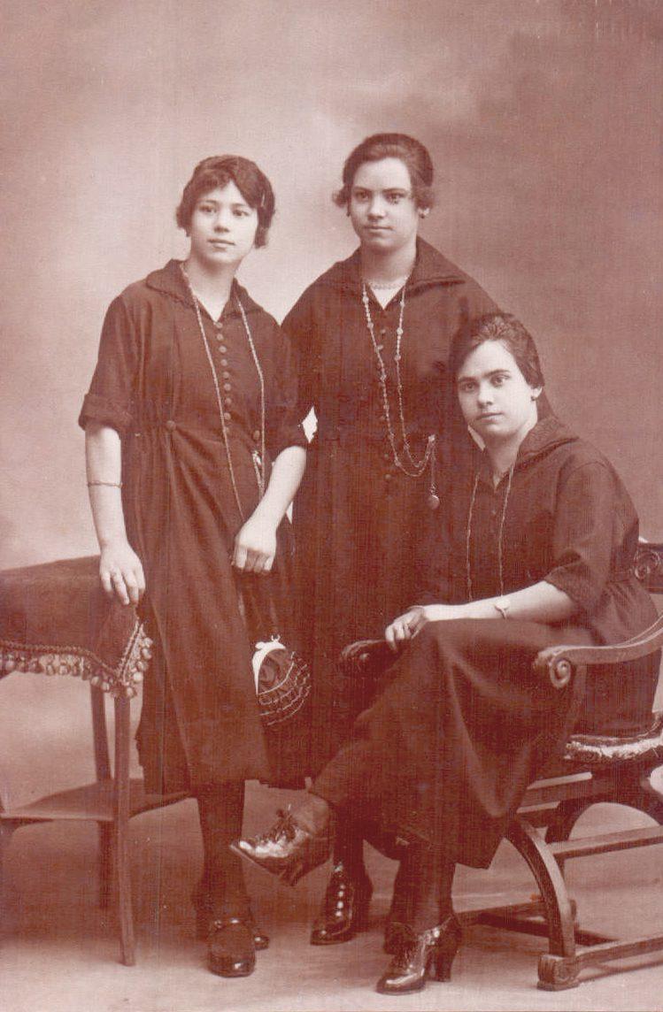 Tres hermanas – 1917