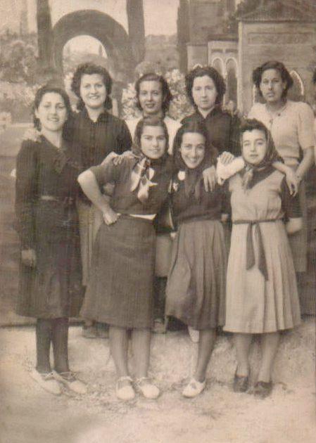 Amigas – 1910