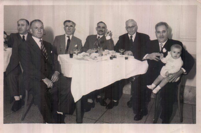 CASAMIENTO - 1953