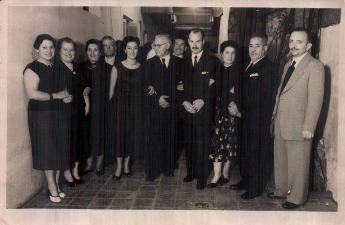 REUNION - 1962