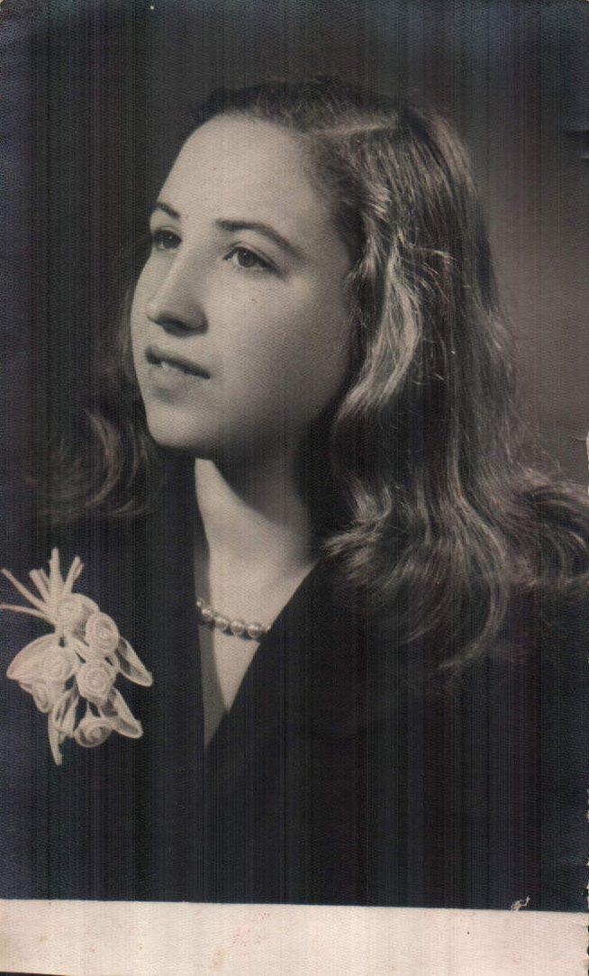 TIA MEVA - 1940