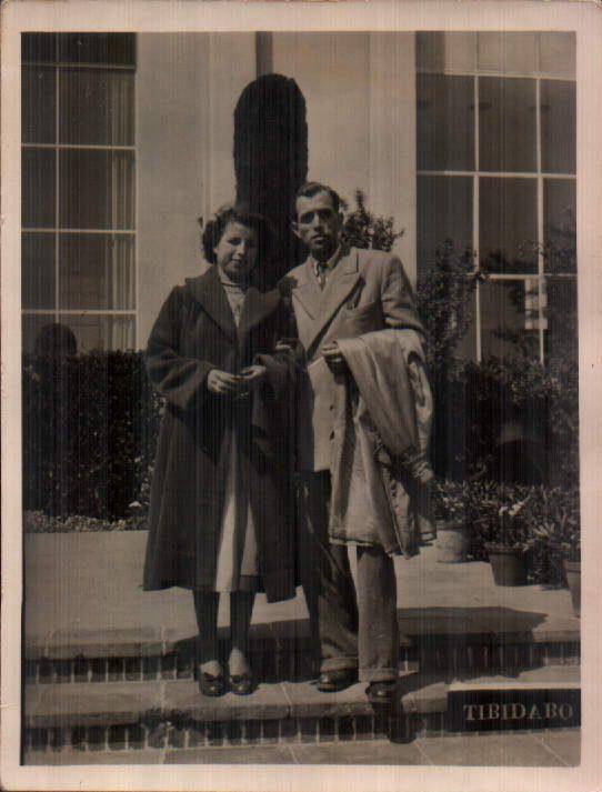 TIBIDABO - 1942
