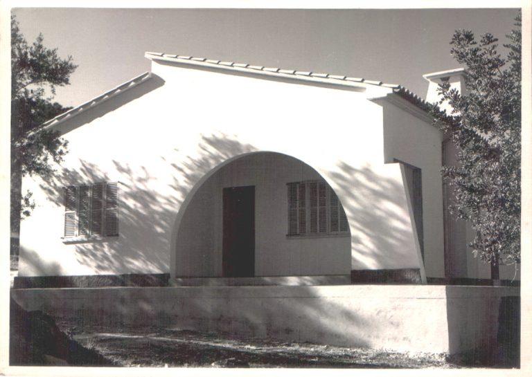 Chalet en Biniamar – 1947
