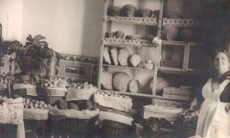 Tienda de comestibles – 1965