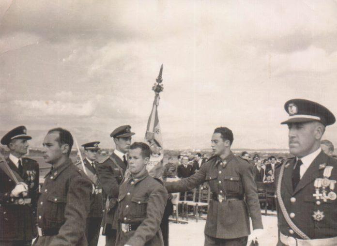 JURA DE BANDERA - 1953