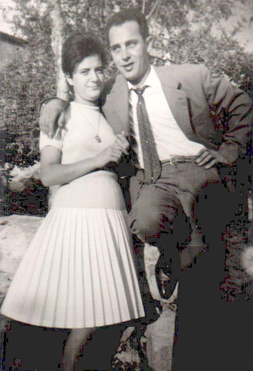 PEDRO Y FRANCISCA - 1960